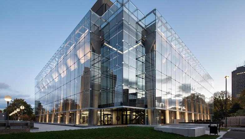 Die neue Fassade des Grand Théâtre de Québec wurde von Lemay und Atelier 21 entworfen