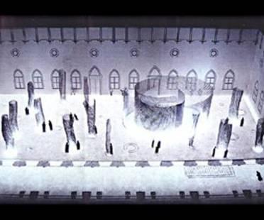 Toyo Ito Architekt Ausstellung in der Basilica Palladiana, Vicenza