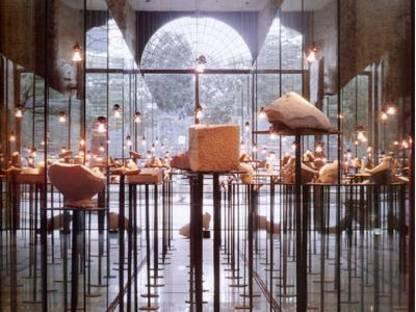 M. Fuksas<br> Das Museo Tuscolano in Frascati