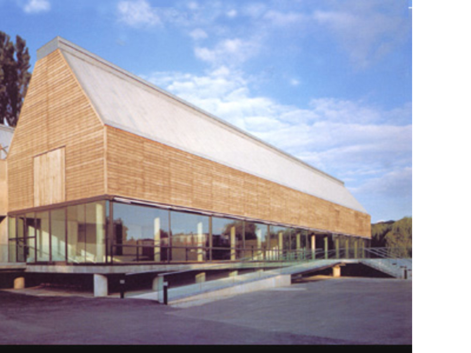 D Chipperfield The River Amp Rowing Museum In Henleyonthames