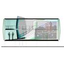 Bernard Tschumi:<br> Urban Glass House of the 21st Century