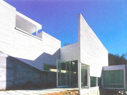 Sebastian Irarrazaval Delpiano (mit  Guillermo Acuña Rivas) <br> drei Chilenische Häuser