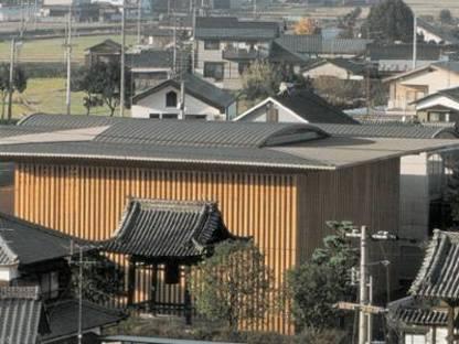 Tadao Ando<br> Tempel Komyo-ji-Saijo, Ehime, Japan