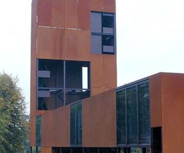 Gigon - Guyer: Museum und Park in Kalkriese, im Bau