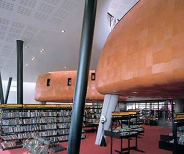 William Alsop: Peckham Library, Londra