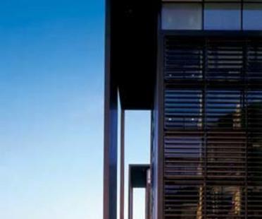 Henning Larsen: Unibank von Kopenhagen, zu Ende der Bauarbeiten