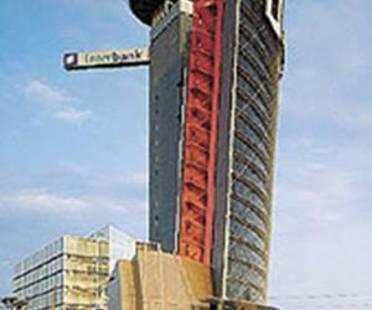 Hans Hollein: Interbank Headquarters in Lima und Generali-Tower in Wien, 2001