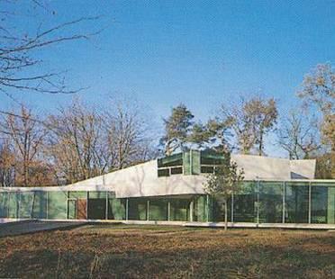 Das Möbius House von UN Studio, Het Gooi, Holland (1993-1998)