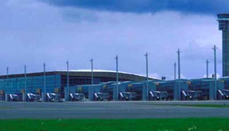 Aviaplan: Flughafen von Gardermoen, Oslo, 1998
