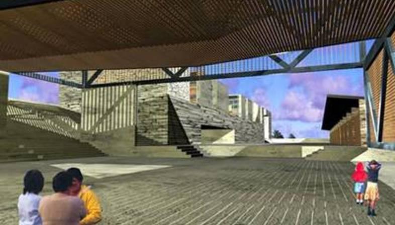 Alejandro Aravena Mori - Zwei Schulgebäude In Chile