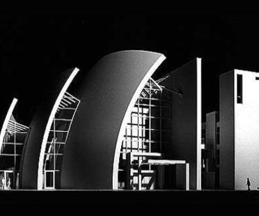 Richard Meier, La chiesa dell'anno 2000, Rom