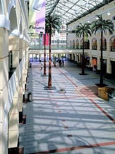 Gewerbezentrum Fiumara