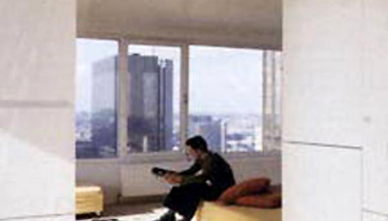 Karel Vandenhende, appartement +24, Madou, Brüssel