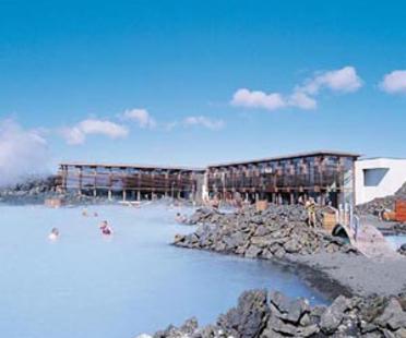 Vannustofa Arkitekta: Blue Lagoon, Grindavik, Island, 1999