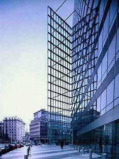Murphy, Jahn: European Union Headquarters, Brüssel, Belgien, 1994-1998