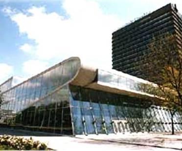 Educatorium, Utrecht: Ein Beispiel für ein