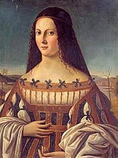 Lucrezia Borgia In Ferrara