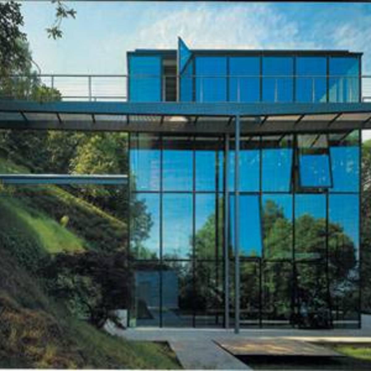werner sobek einfamilienhaus stuttgart deutschland 2000 floornature. Black Bedroom Furniture Sets. Home Design Ideas