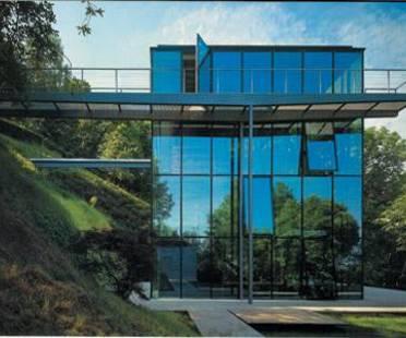 Werner Sobek: Einfamilienhaus, Stuttgart, Deutschland 2000