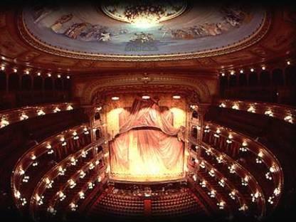 Buenos Aires,  Ein Neuer Platz Für Das Colón-Theater