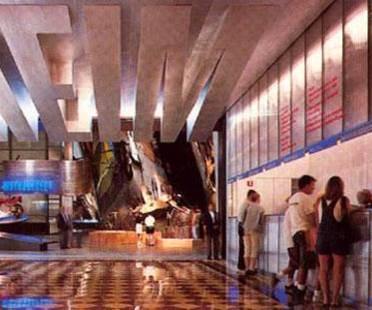 Rem Koohlaas<br> Guggenheim Las Vegas und Guggenheim Hermitage