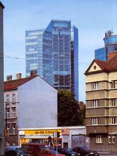 Massimiliano Fuksas: Zwillingstürme,Wien
