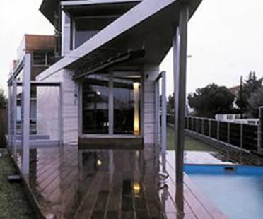 Antonio Arjona Torres: Zwei Einfamilienhäuser in Las Matas, Spanien, 1999