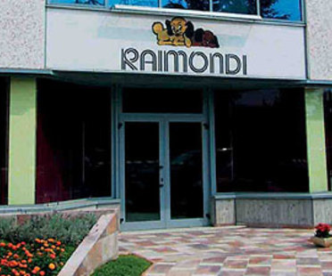 Raimondi Showroom, <br />Modena - Italien
