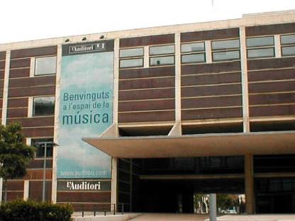 Rafael Moneo: Auditorium von Barcelona, 1988-1999
