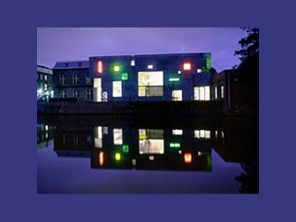 Steven Holl: Büros für Het Oosten, Amsterdam, 2000