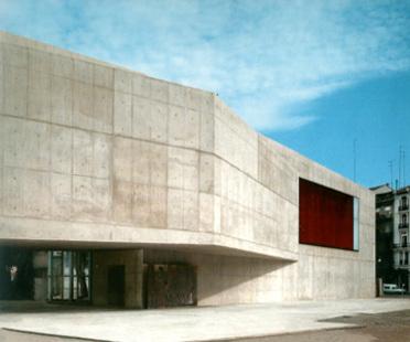 Guillermo Vazquez Consuegra: Museo dell' illustrazione di Valencia