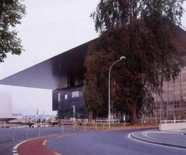 Jean Nouvel,Kongresszentrum,<br> Luzern, Schweiz