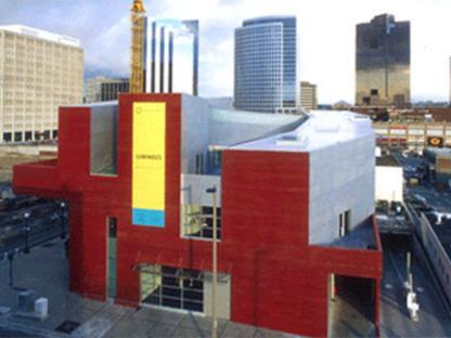 Steven Holl, Bellevue Art Museum, Washington