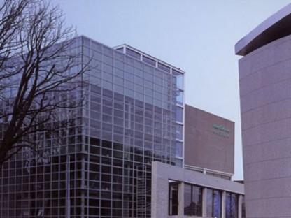Der neue Flügel des Van Gogh Museums von Kisho Kurokawa