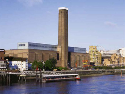 Herzog & de Meuron: Tate Modern
