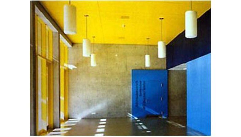 Gigon-Guyer: Sportzentrum Davos, Schweiz