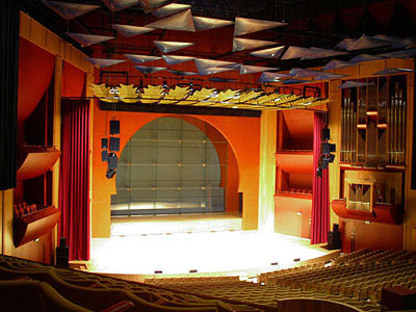 Auditorium Alfredo Kraus in Las Palmas, Gran Canaria