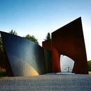 Philip Johnson: Besucherpavillon, Connecticut