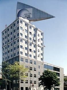 Gebäude-, Gewerbe- und Wohnkomplex, Berlin