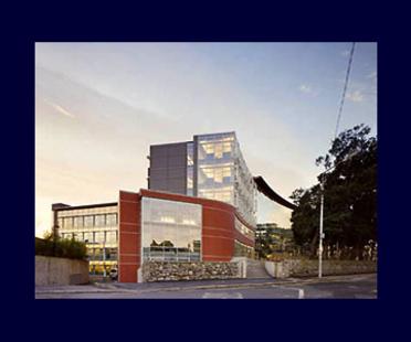 Bucholz-Mcevoy<br> Neue Stadthalle in Dublin