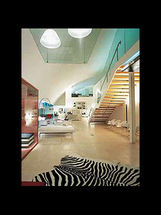 John Pawson<br> Show Room B&B Italia, London