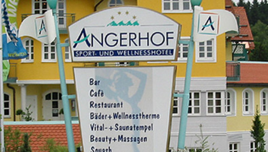 Hotel Angerhof<br /> Sankt Englmar, Deutschland