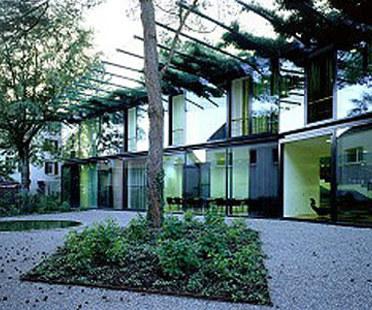 Herzog & De Meuron<br> Bürogebäude in Ricola, Laufen, 1997-1999