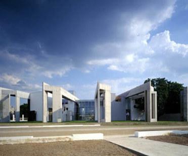Zvi Hecker<br>Jüdisches Gemeindezentrum Duisburg, Deutschland, 1996-1999