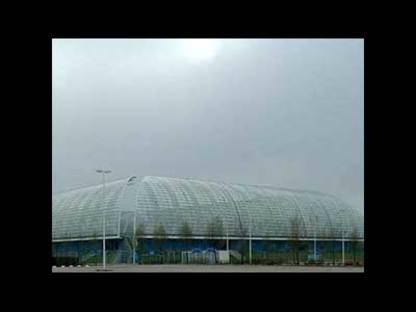 Das Fußballstadion des Liocorno