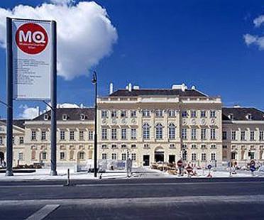 Museumsquartier - Wien