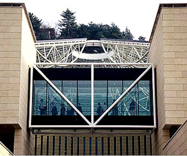 Mario Botta, Museum für Moderne Kunst in Rovereto - 2002