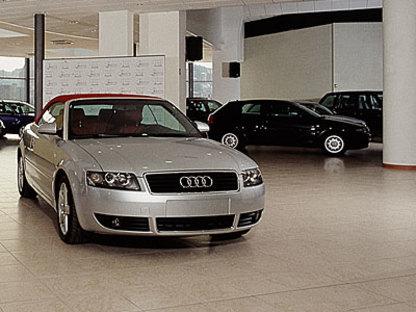 Audi-Konzessionär