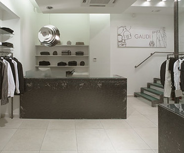 Showroom Gaudì