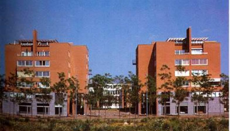 Mbm Arquitectes (Martorell, Bohigas, Mackay): Kleine Circus, Maastricht, 1993-1998